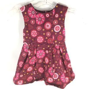 Genuine Kids From OshKosh Dress Size 2T Floral
